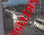 Durchgangsverkehr an der Bucht – Rummelsburg – Abgelehnt