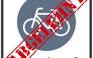 Fahrradstrasse Abgelehnt