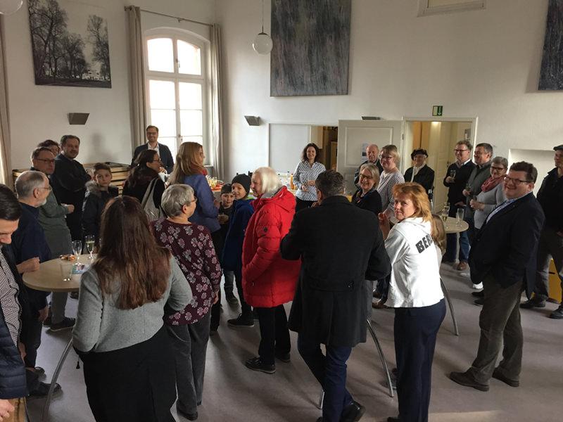 WiR – Wohnen in der Rummelsburger Bucht Nachbarschaftsverein – Neujahrsempfang Januar 2018 03