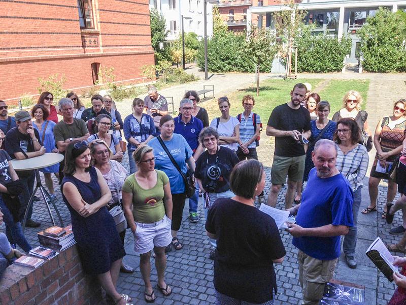 WiR – Wohnen in der Rummelsburger Bucht-Nachbarschaftsverein – Tag des offenen Denkmals September 2018_02