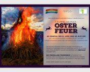 WiR – Wohnen in der Rummelsburger Bucht Nachbarschaftsverein – 7. Rummelsburger Osterfeuer 2019 von WiR e.V. und Kiezforum Rummelsburg