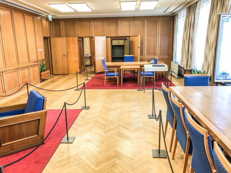 WiR – Wohnen in der Rummelsburger Bucht-Nachbarschaftsverein – Exkursion zum Stasi-Museum November 2018_02