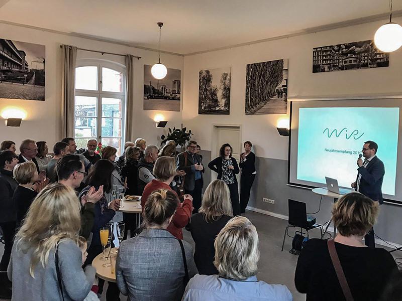 WiR – Wohnen in der Rummelsburger Bucht-Nachbarschaftsverein – Neujahrsempfang 2019_01