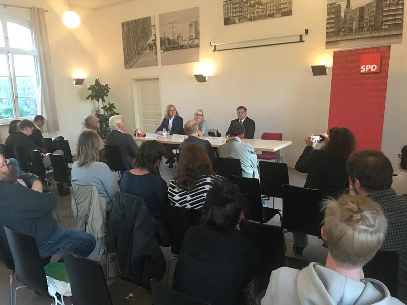 WiR – Wohnen in der Rummelsburger Bucht Nachbarschaftsverein – SPD Innere Sicherheit 2017