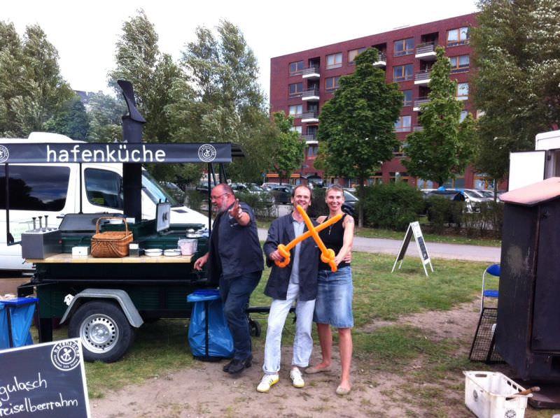 WiR – Wohnen in der Rummelsburger Bucht Nachbarschaftsverein – Rummelsburger Wasserfest 2012