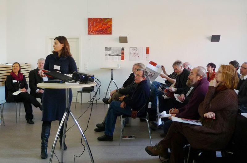 WiR – Wohnen in der Rummelsburger Bucht Nachbarschaftsverein – WiR erinnern - Fach- und Pressegespräch
