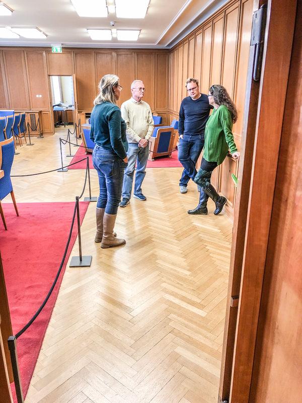 WiR – Wohnen in der Rummelsburger Bucht-Nachbarschaftsverein – Exkursion zum Stasi-Museum November 2018_04